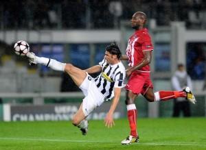 Bordeaux kan få det jobbigt mot Juventus