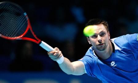 Robin Söderling - hittils bäst av alla i ATP Masters-slutspelet i London!