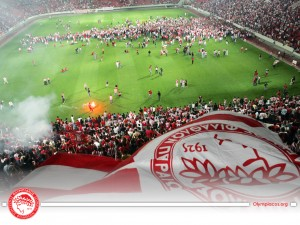 olympiacos - Arsenal