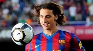 Kommer Zlatan Ibrahimovic att frälsa Barca ännu en gång?