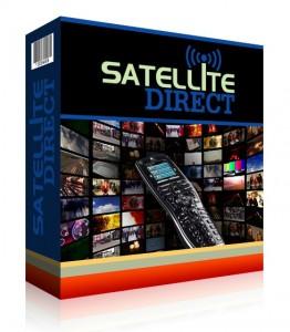 Satellitedirekt kostar endast 375kr - därefter är det gratis för alltid!